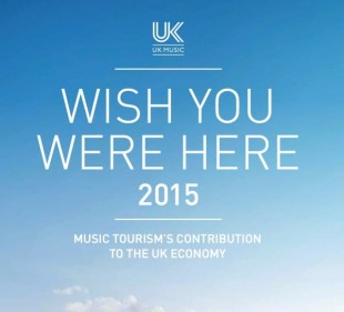 UK Music Release 2015 Wish You Were Here Report