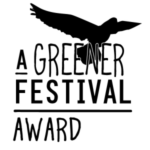A Greener Festival Awards 2016