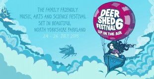 Deer Shed Festival 6 is Up In The Air