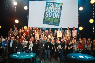 The Show Must Go On Report and Festival Vision:2025