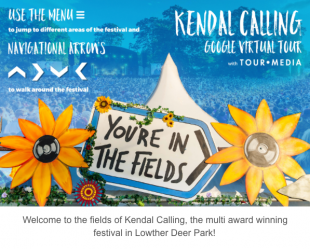 KENDAL CALLING SELLS OUT AND GOES VIRTUAL