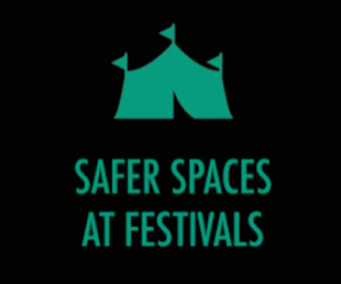 AIF'S SAFER SPACES AT FESTIVALS CAMPAIGN