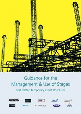 New guidance launched for stages and event structures