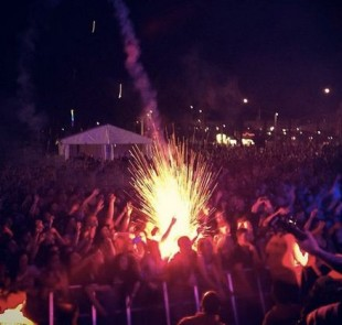 MP Calls For Flares & Fireworks To Be Banned From UK Festivals & Venues