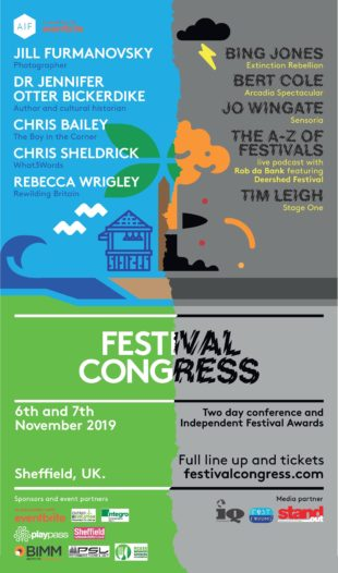 AIF announces full conference programme for Festival Congress 2019