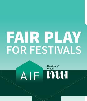 Fair Play For Festivals