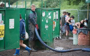 Glastonbury Fined Over Human Waste Pollution