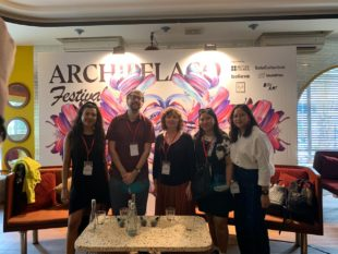 BLOG - CEO Paul Reed on his Trip to Indonesia with the British Council