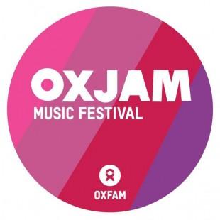Oxjam Round Logo
