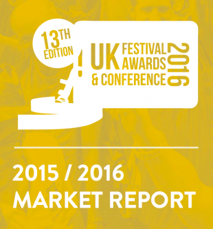 UK Festival Awards Release 2015/2016 Market Report