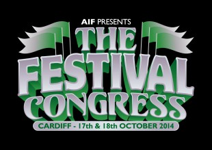 The Festival Congress is Launched!