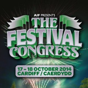 AIF announces new speakers for The Festival Congress and partnership with BBC Wales Horizons