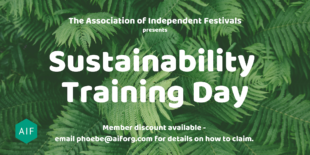 AIF Presents: Sustainability Training Day