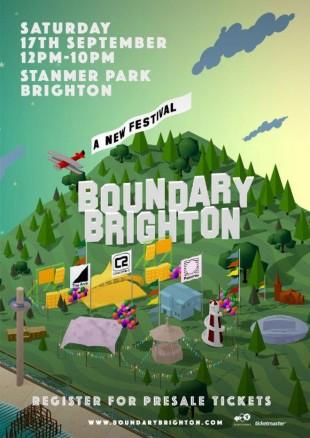 Boundary Brighton Set To Debut This September