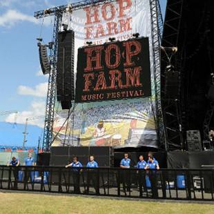 Hop Farm promoter banned