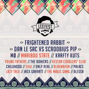 Frightened Rabbit and MØ confirmed for LeeFest