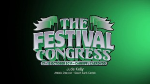 Take a look at Jude Kelly's inspiring speech - The Festival Congress 2014